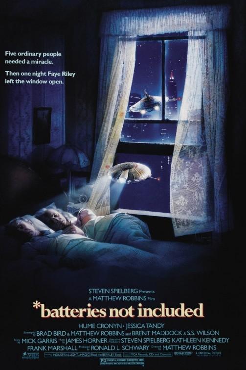 Retour vers le passé : Miracle sur la 8ème Rue (1987)