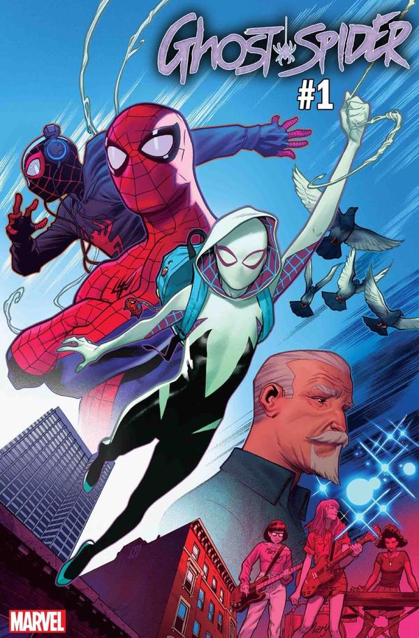 Actu V.O. : Ghost Spider