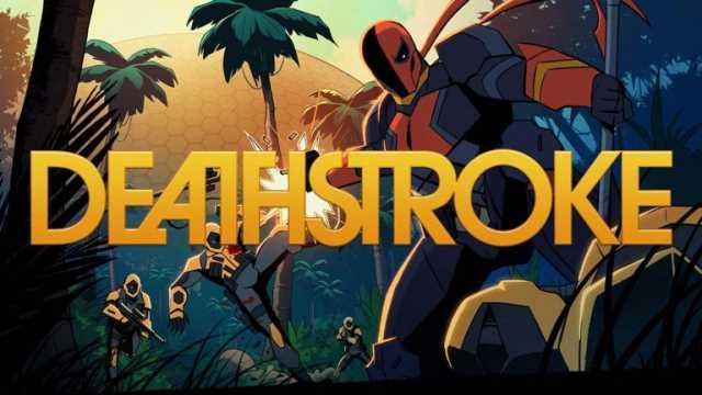 Une aventure animée pour Deathstroke !