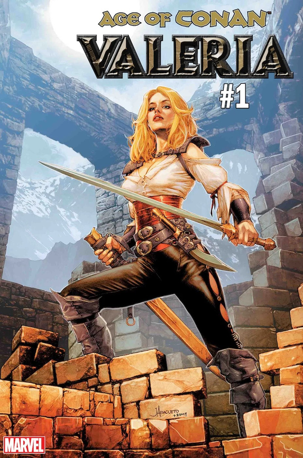 Actu V.O. : Age of Conan - Valeria