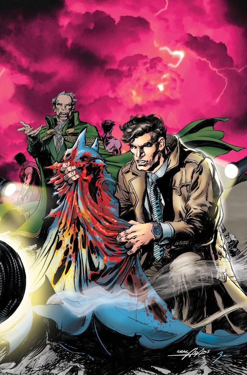 Actu V.O. : Batman vs Ra's Al Ghul
