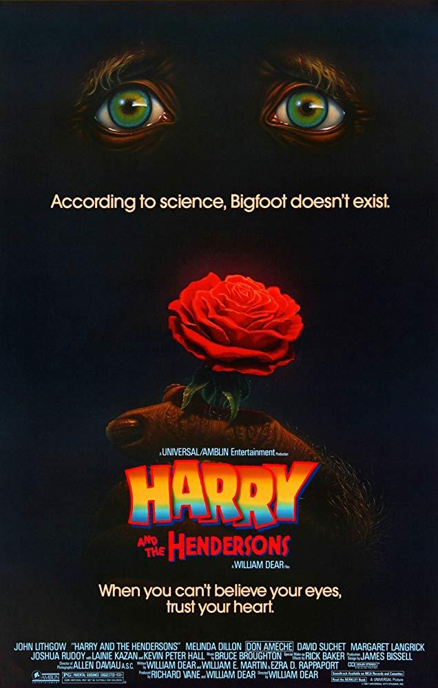 Retour vers le passé : Bigfoot et les Henderson (1987)