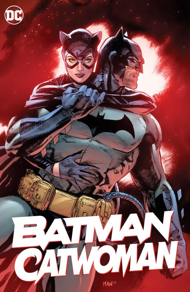 Actu V.O. : Batman / Catwoman