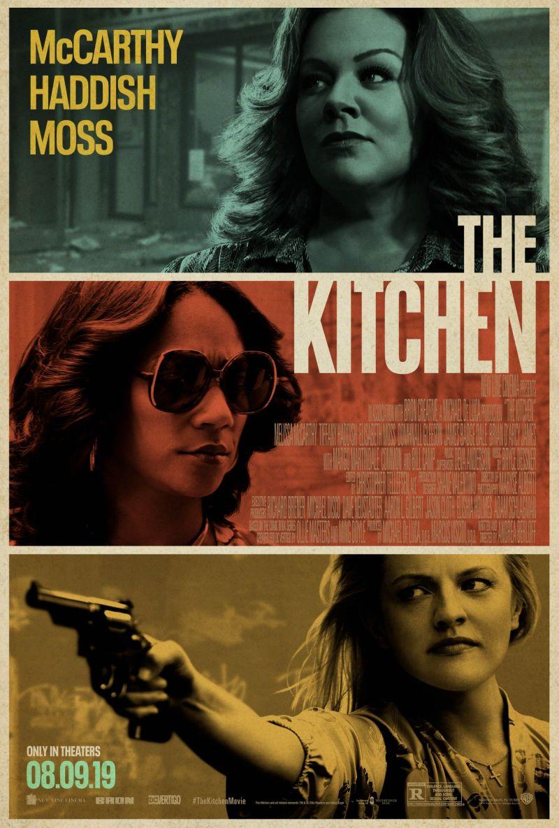 Bande-annonce : Les Baronnes (The Kitchen)