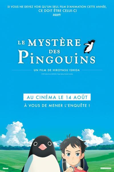 Le Mystère des Pingouins au cinéma