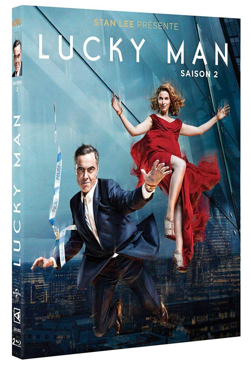 Critique : Stan Lee's Lucky Man, saison 2