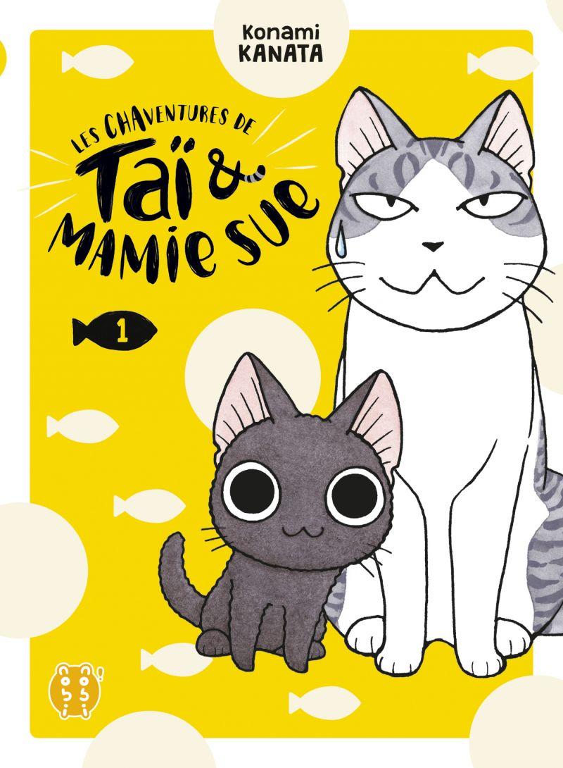 Les Chaventures de Tai et Mamie Sue chez Nobi-Nobi