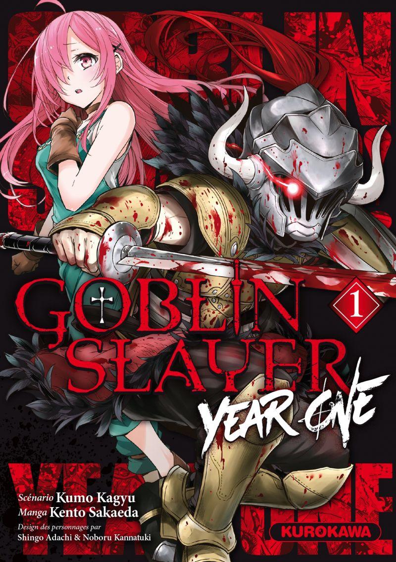 Goblin Slayer Year One chez Kurokawa