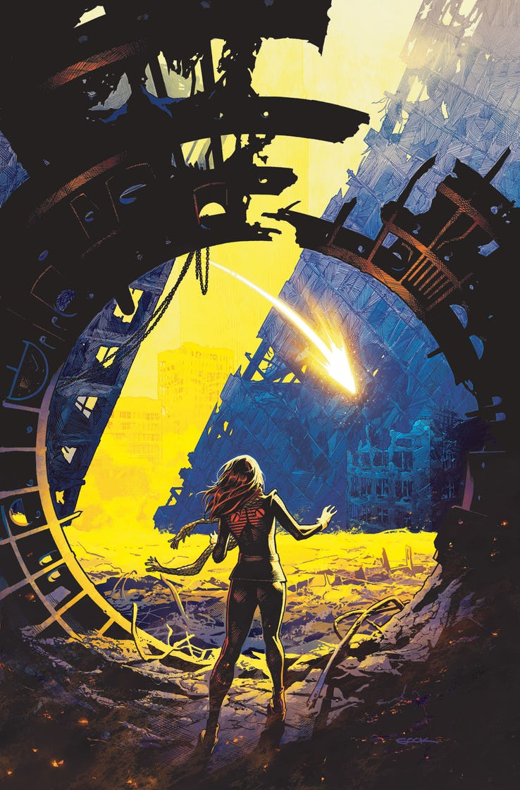 Actu V.O. : Legion of Super-Heroes - Millenium