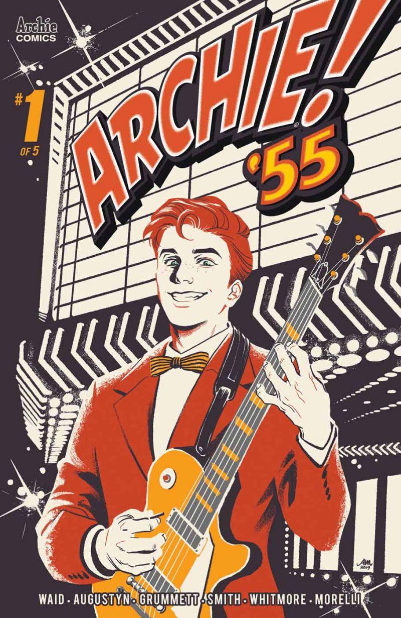Actu V.O. : Archie 1955
