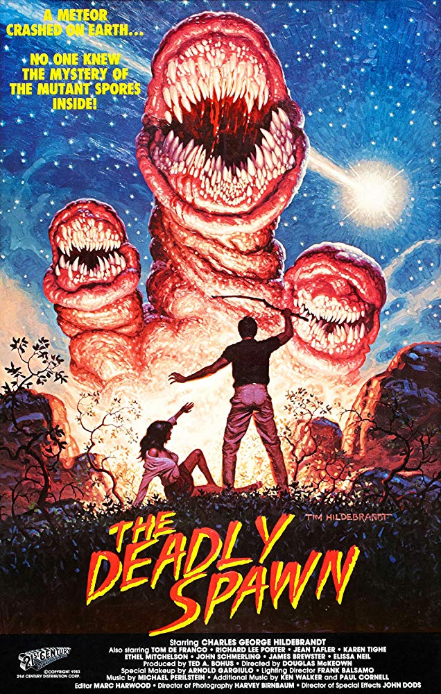 Retour vers le passé : The Deadly Spawn (1983)