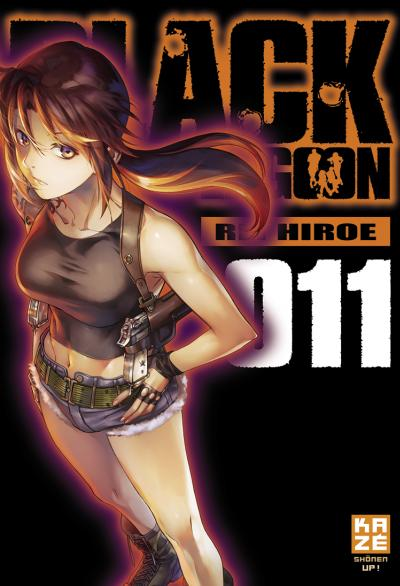 Black Lagoon va reprendre sa publication