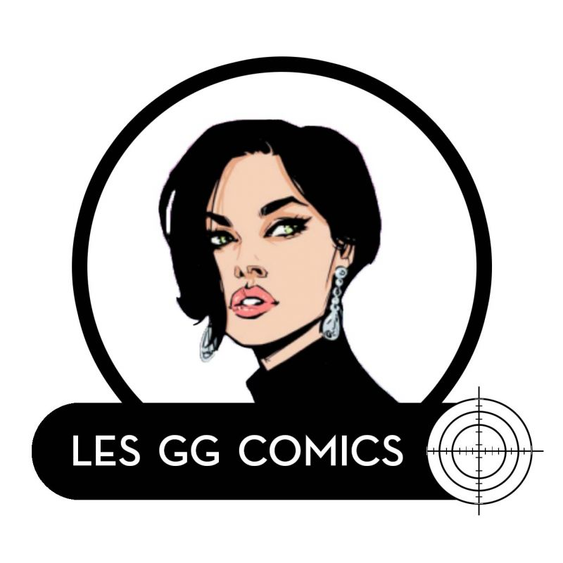 Les GG comics HS #4 : ITW de JOËLLE JONES