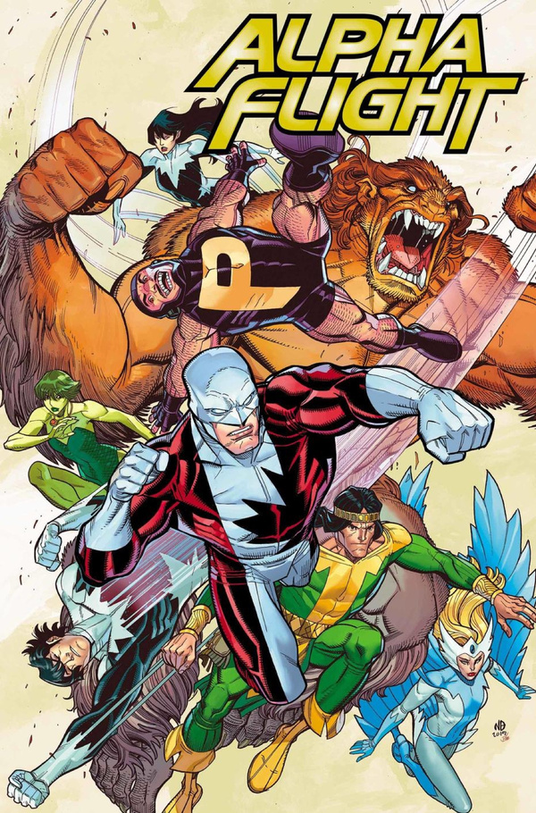 Actu V.O. : Alpha Flight - True North