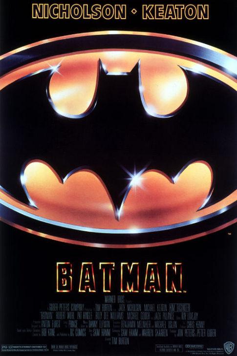 Retour vers le passé : Batman (1989)