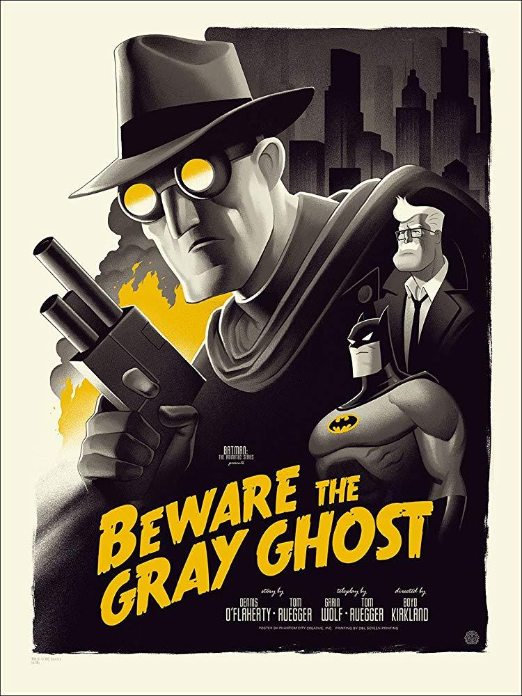 Retour vers le passé : Batman - Beware the Gray Ghost (1992)