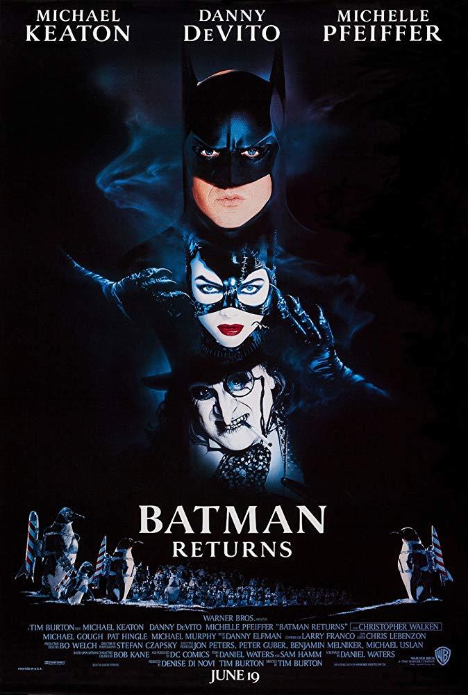 Retour vers le passé : Batman - Le Défi (1992)