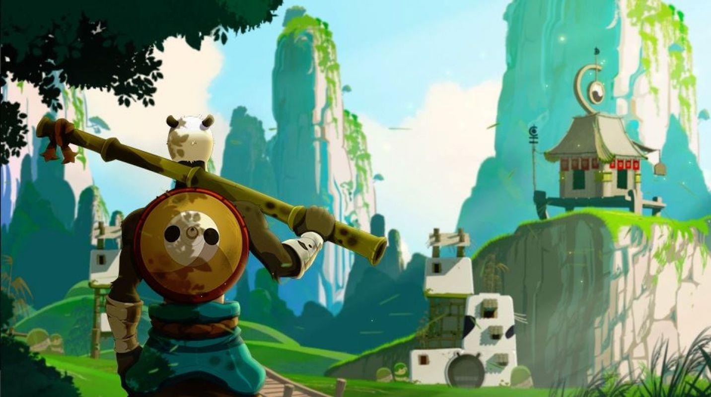 WAKFU présente une nouvelle région : la Pandalousie !