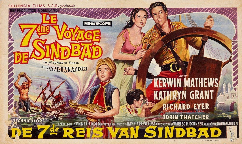 Retour vers le passé : Le Septième Voyage de Sinbad (1958)