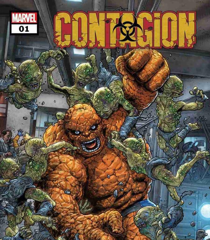 Actu V.O. : Contagion