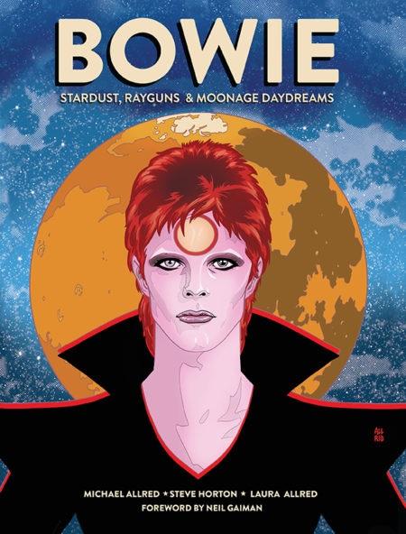 Actu V.O. : David Bowie par Mike Allred