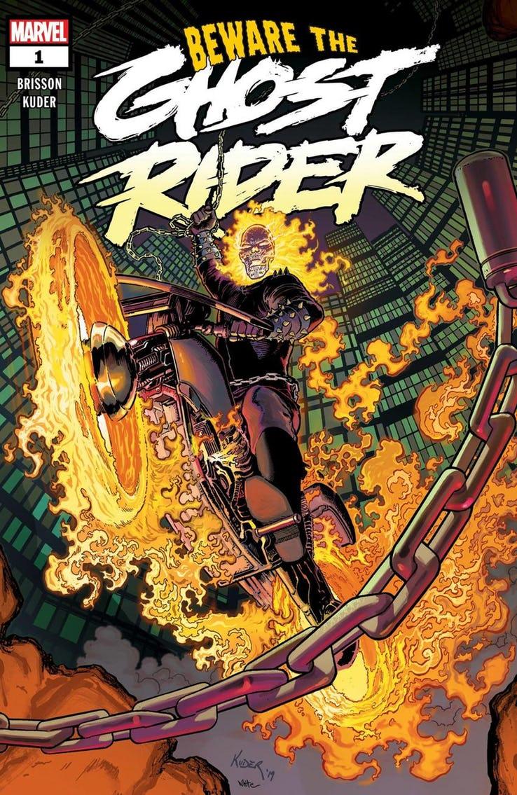 Actu V.O. : Prenez garde au Ghost Rider !