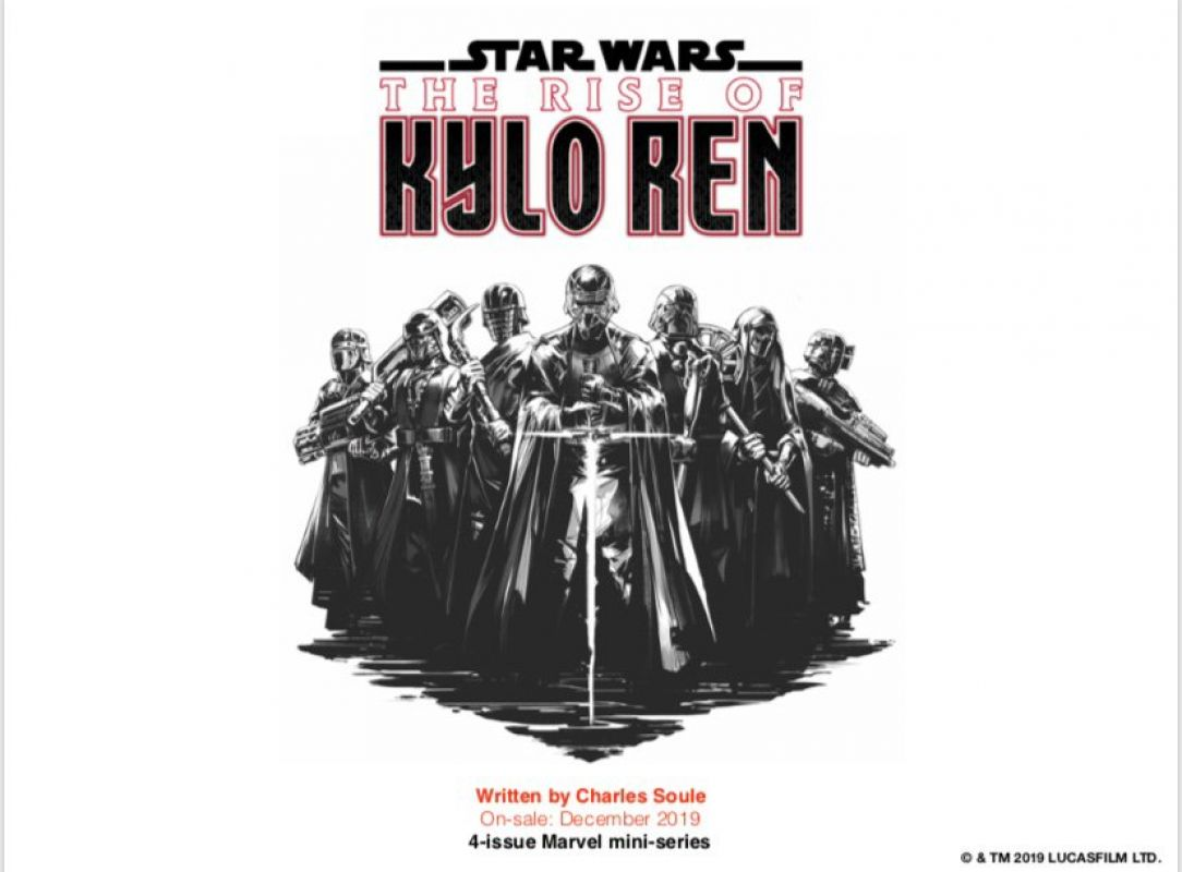 Actu V.O. : Star Wars - L'ascension de Kylo Ren