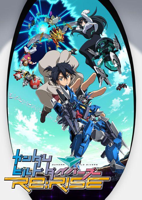 Un nouvel animé pour la saga Gundam Build annoncé