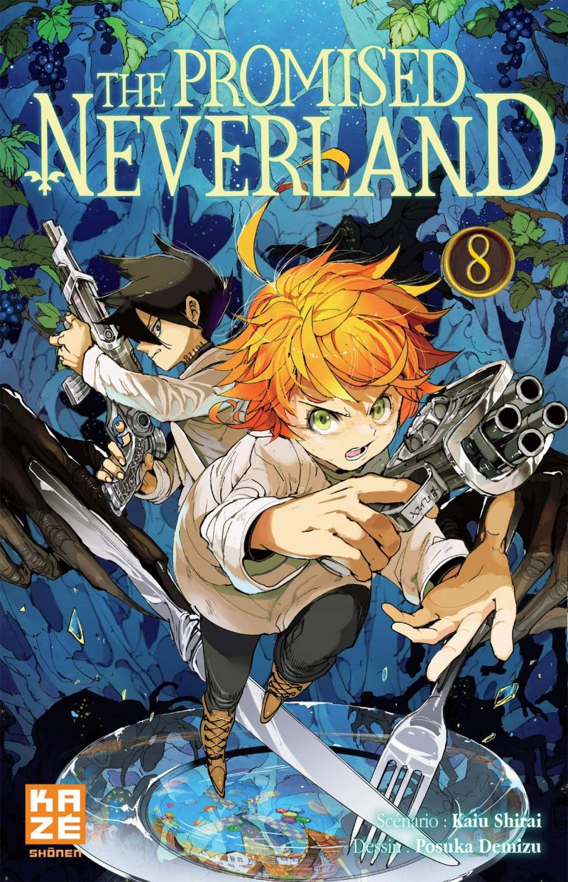 The Promised Neverland entre dans son climax au Japon