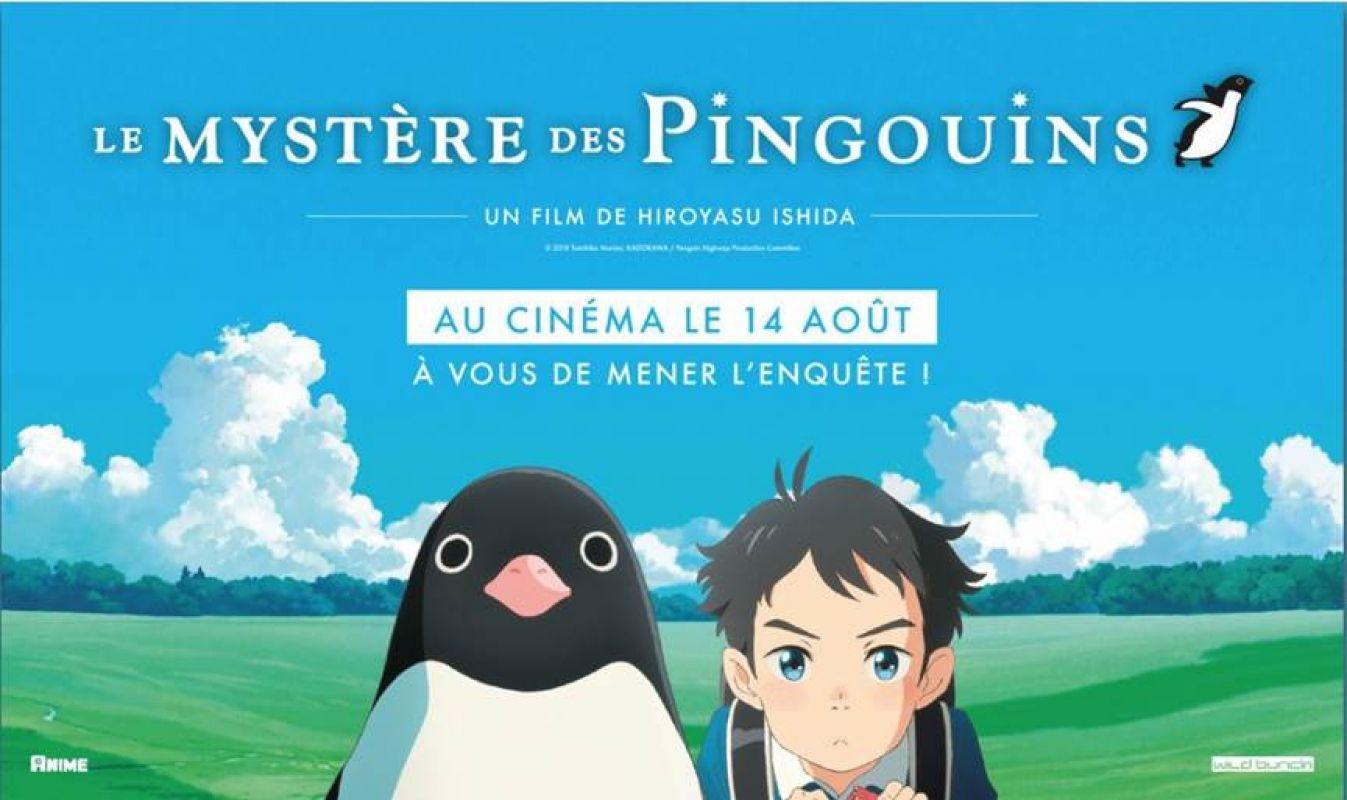 Des places à gagner pour le film Le Mystère des Pingouins !