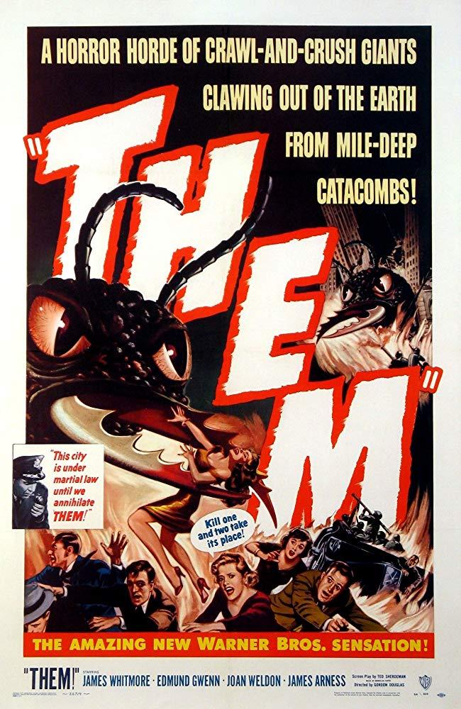 Retour vers le passé : Des monstres attaquent la ville (1954)