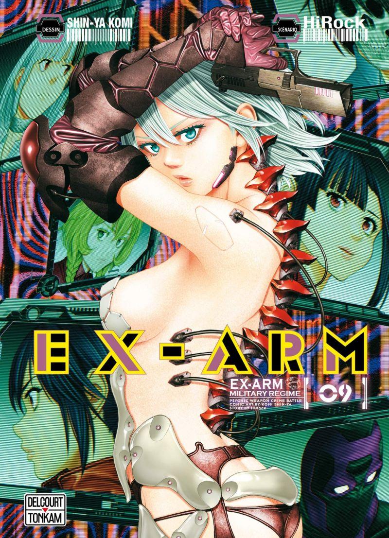 Une date pour l'animé Ex-Arm