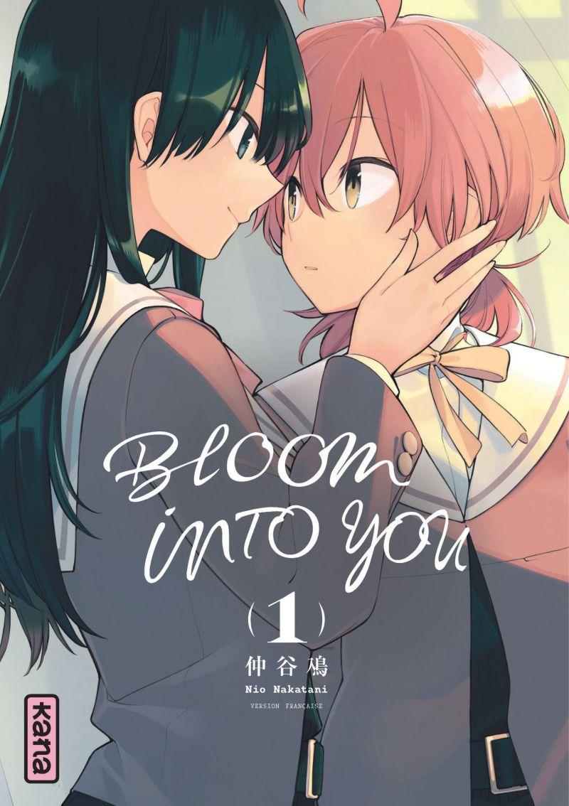 Bloom Into You chez Kana
