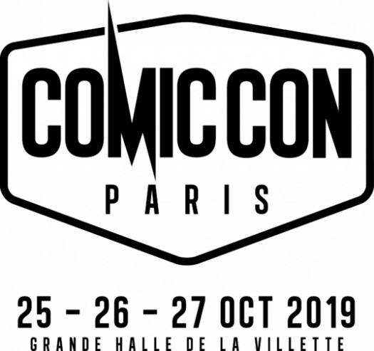 Comic Con Paris 2019 - Les invités ! La Récap [MAJ 24/10/2019]