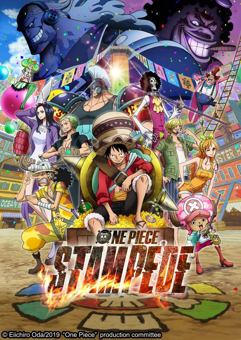 Une date pour l'avant-première cinéma de One Piece Stampede