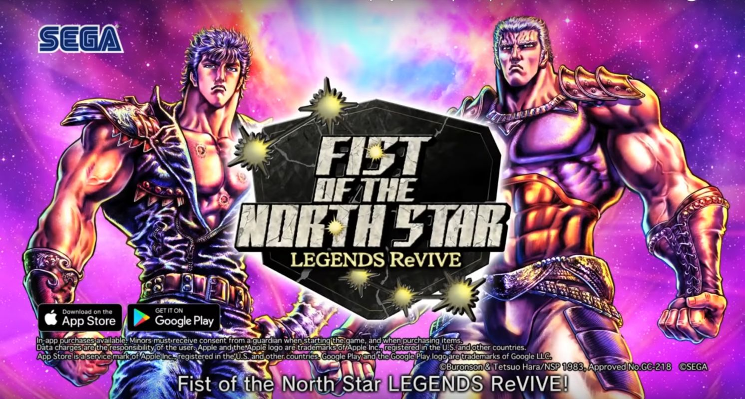 Une date pour le jeu mobile Ken le Survivant