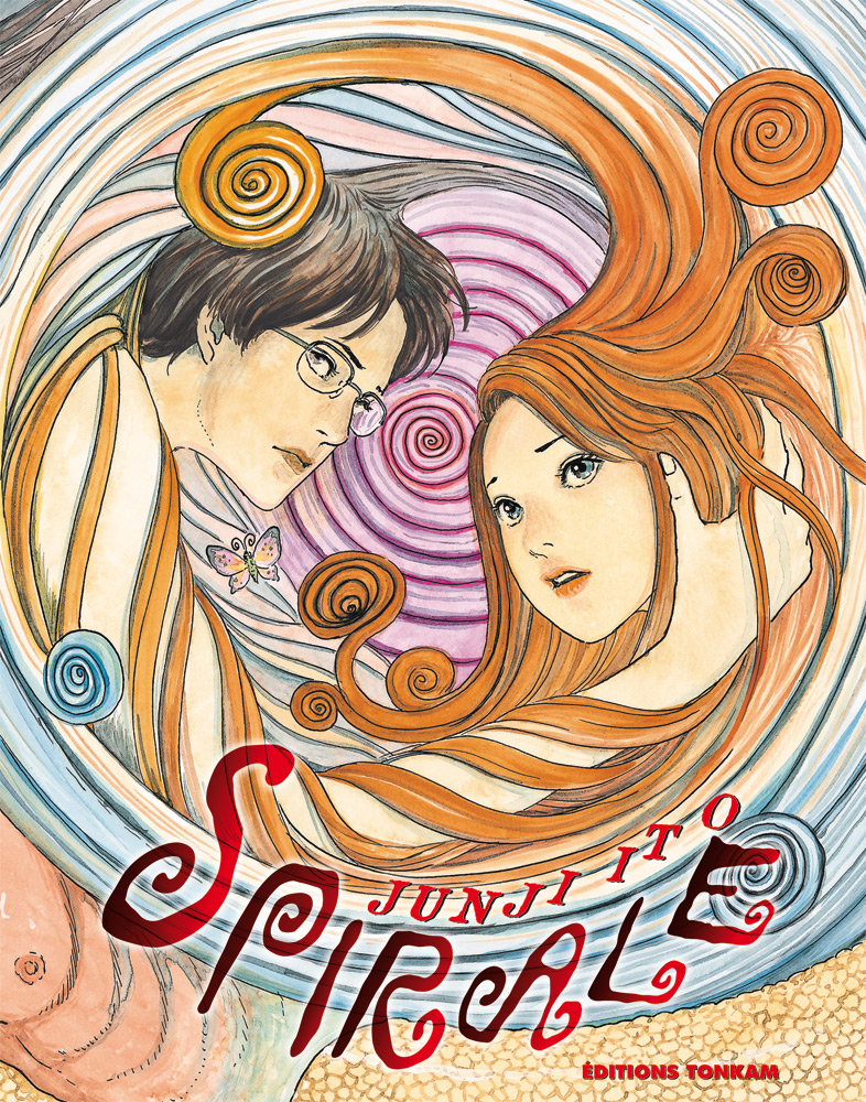 Un animé pour le manga Spirale de Junji Ito