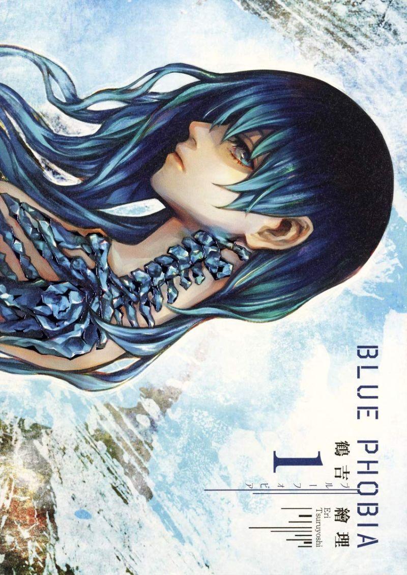 Blue Phobia chez Glénat