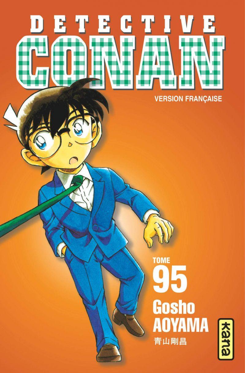 Le manga Détective Conan entre en pause