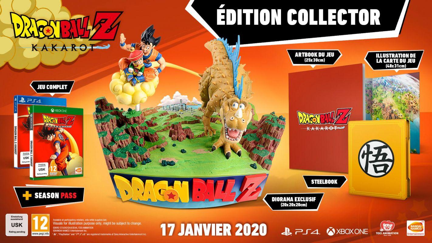 Un nouveau trailer pour l'arc Buu de Dragon Ball Z Kakarot