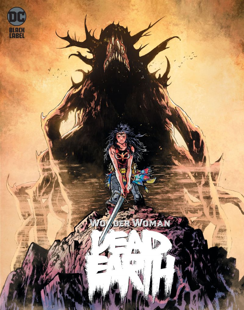 Actu V.O. : Wonder Woman - Dead Earth