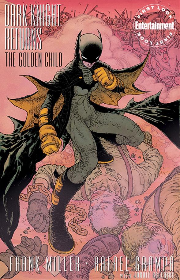 Actu V.O. : The Dark Knight Returns - The Golden Child