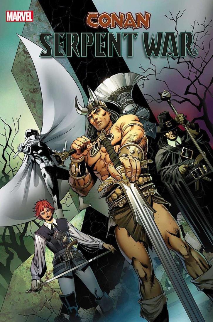 Actu V.O. : Conan - Serpent War