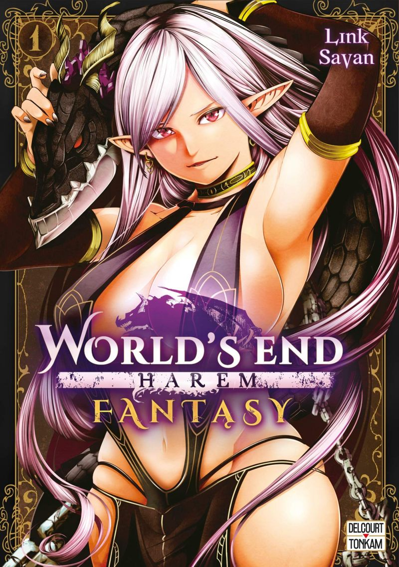 World's End Harem Fantasy chez Delcourt/Tonkam