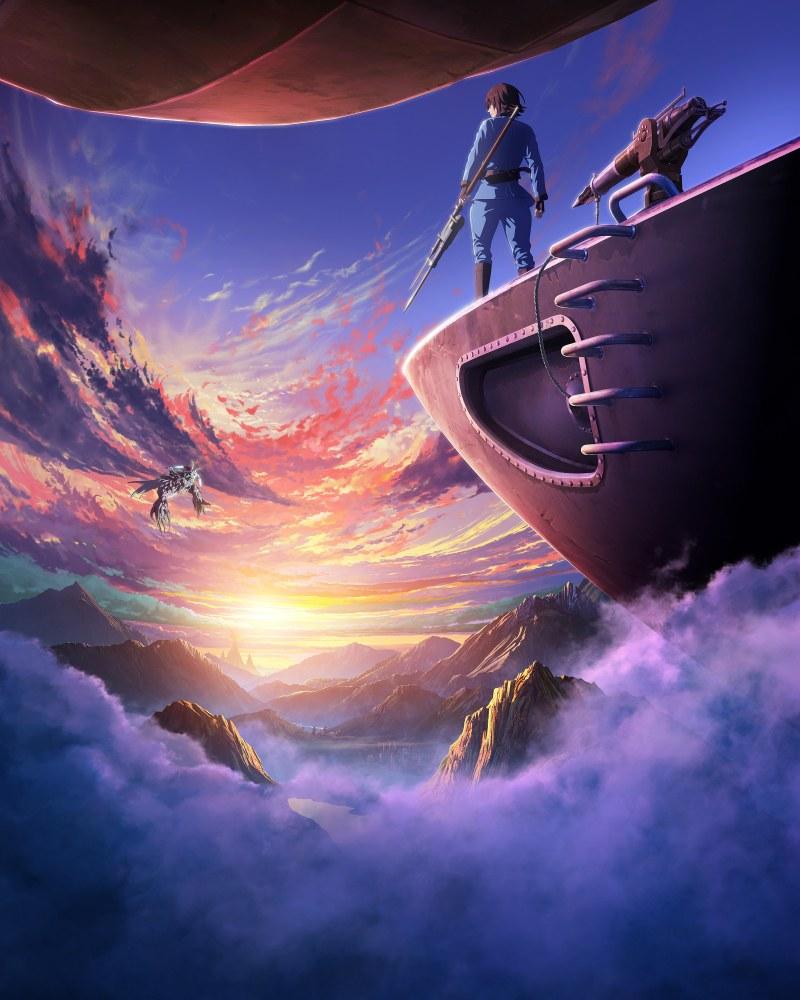Un nouveau teaser pour l'animé Kuutei Dragons