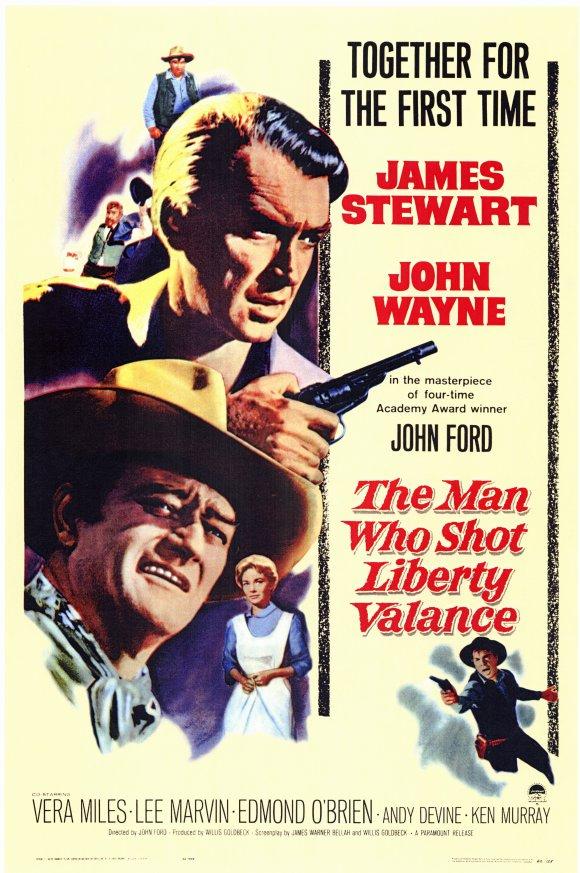 Retour vers le passé : L'Homme qui tua Liberty Valance (1962)