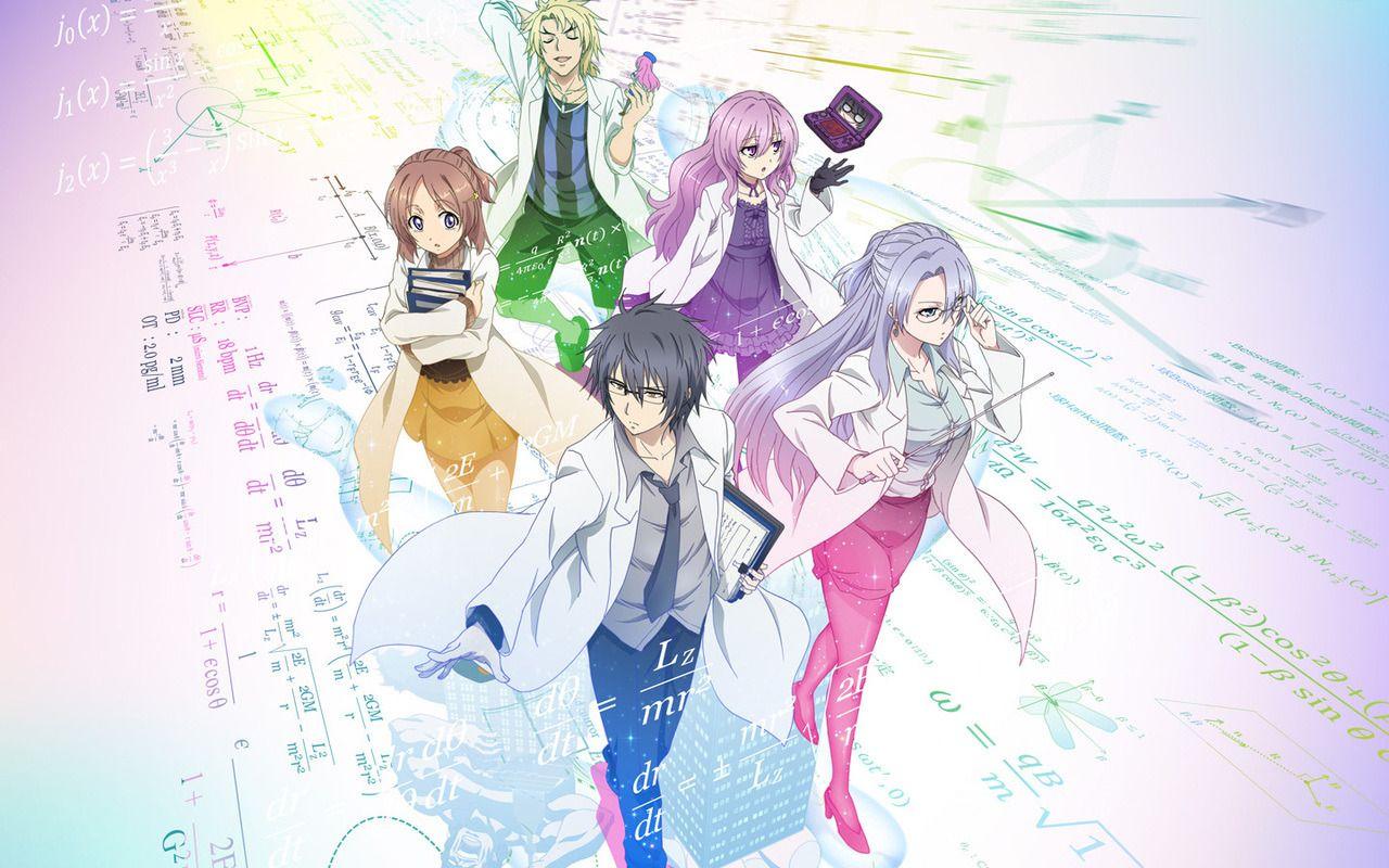 Premier trailer pour Rikei ga Koi ni Ochita no de Shoumei Shitemita