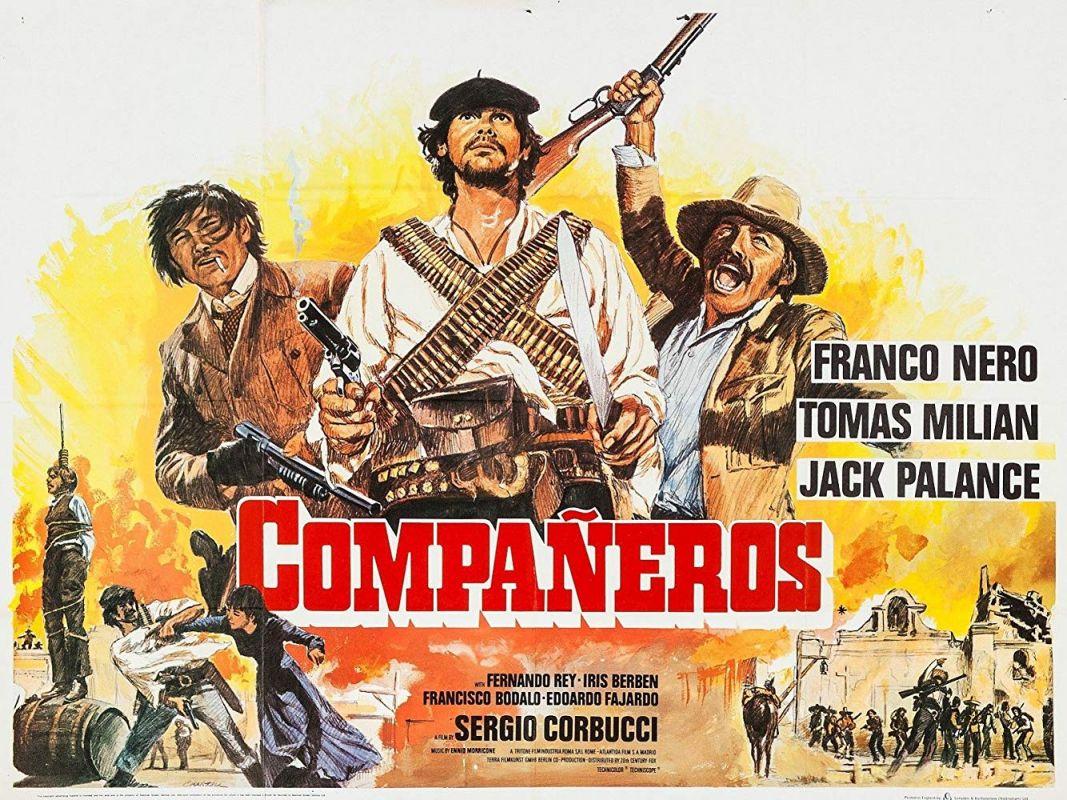 Retour vers le passé : Compañeros (1970)