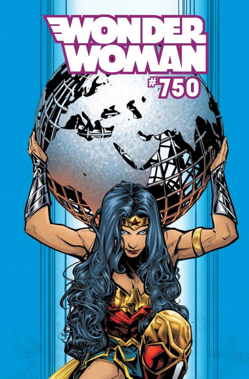 Actu V.O. : Wonder Woman #750