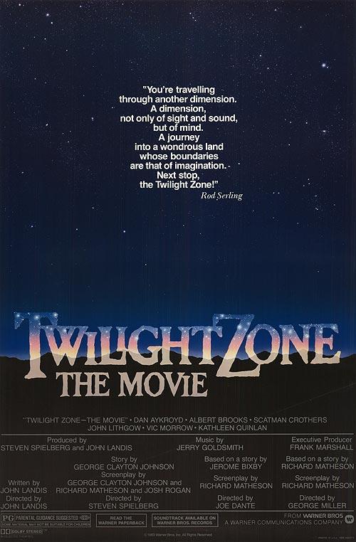 Retour vers le passé : La Quatrième Dimension - Le Film (1983)